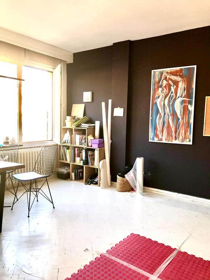 Nice, bright room in Levent