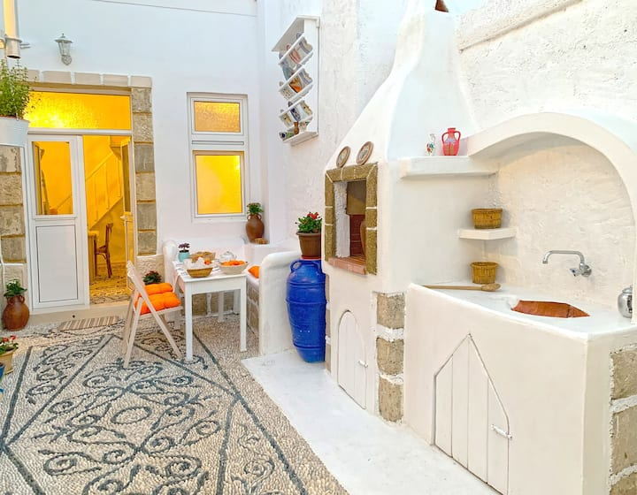 Aspasia's Traditional House