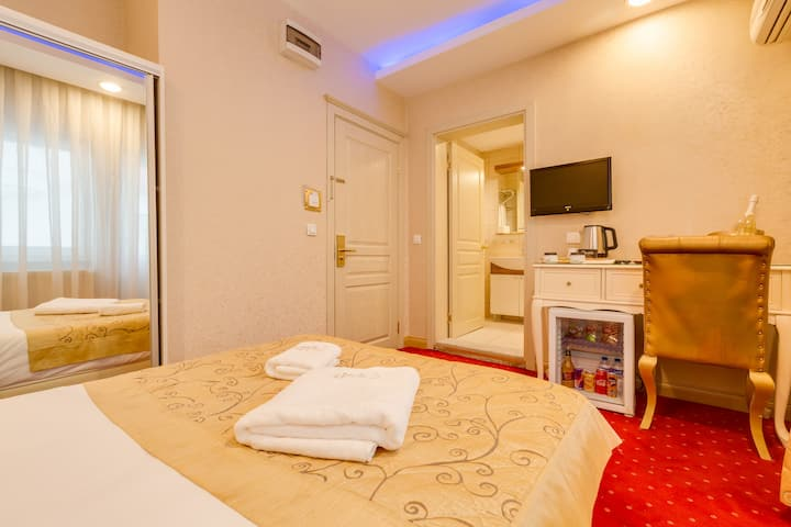 TWİNS BOUTİQUE HOTEL LUXSERİOUS SİNGLE ROOM 2