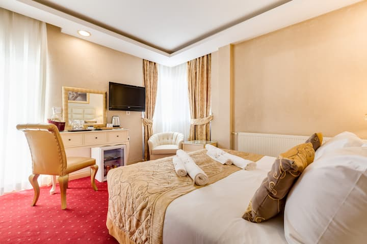 TWİNS BOUTİQUE HOTEL LUXSERİOUS STANDART ROOM 2