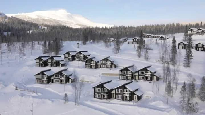 Amazing ski in/out chalet in Åre Sadeln