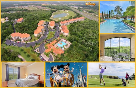 VILLA RESORT CONDO NEAR TOP ATTRACTIONS IN ORLANDO
