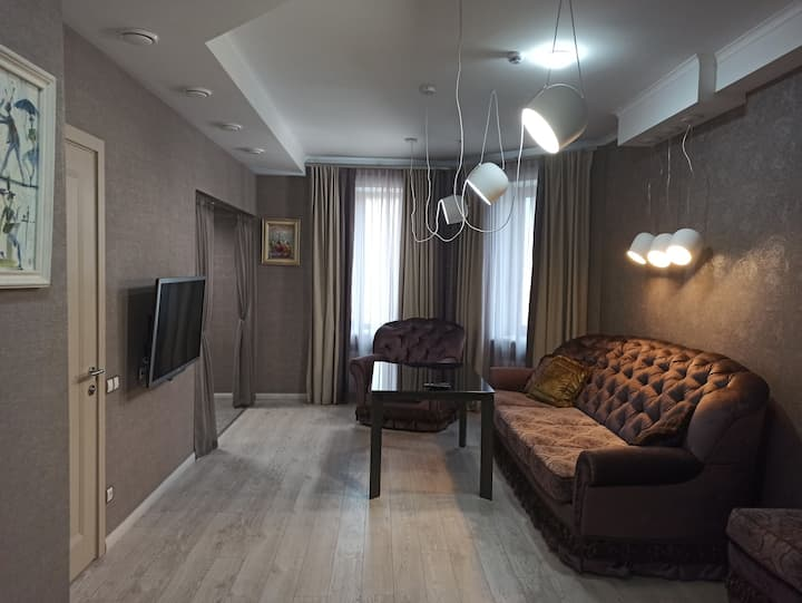 Luxe Studio apartment