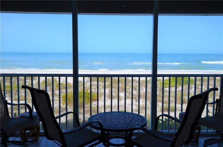 Best beach view on SW Florida Gulf Coast!