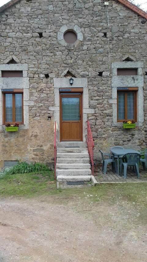 Gîte de charme au coeur du Morvan à Saint-Agnan