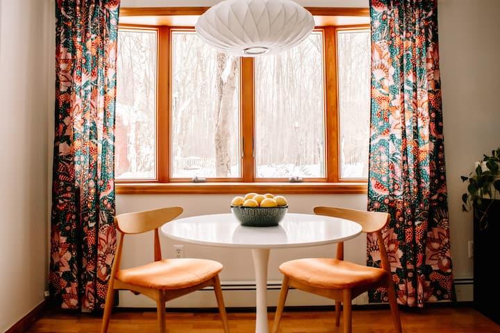 A Goshen Getaway- Private 1 Bedroom on 2.5 Acres