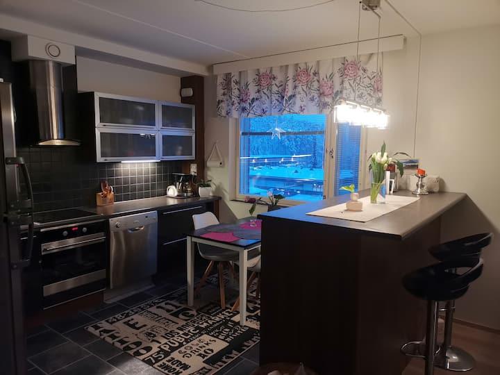 Beautiful two room apartment in Turku