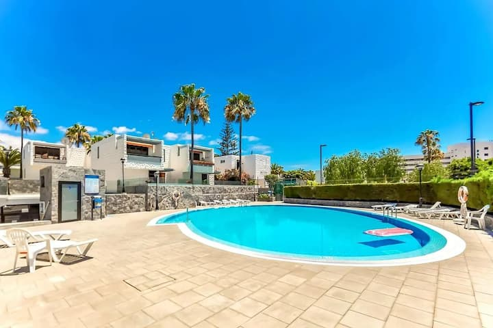 Very nice and cozy bungalow in Las Americas
