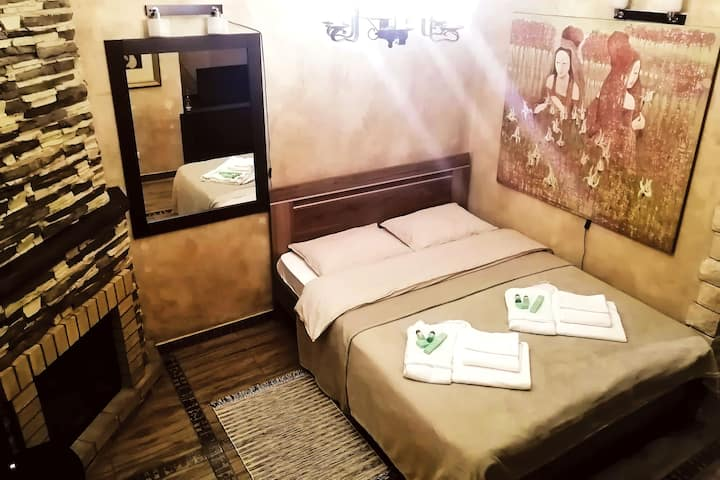 Арт-апартаменты в историческом центре Калуги