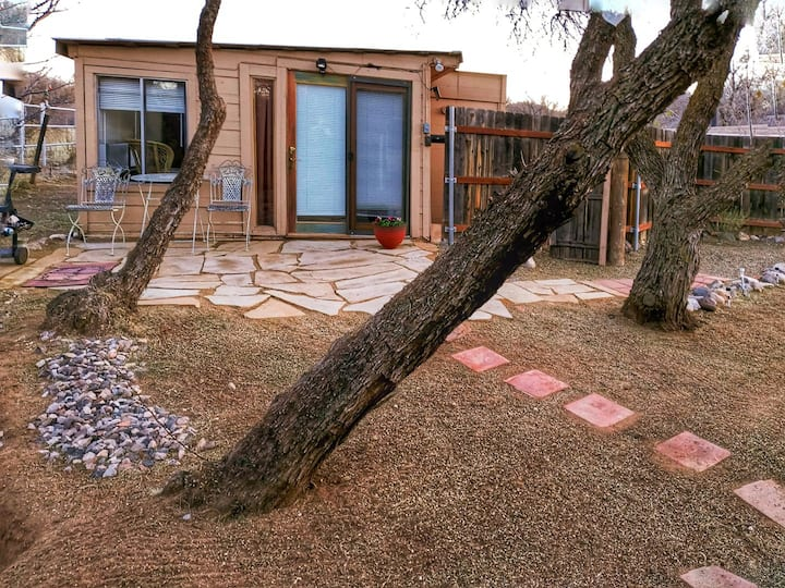 Casita Retreat near the Verde River