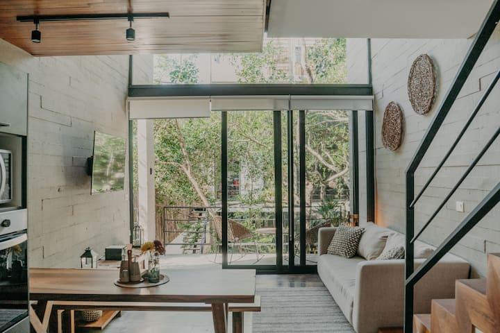 Luxurious 3-story Penthouse at Madara Tulum