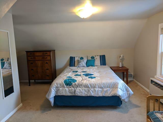 2nd Floor Larger Bedroom