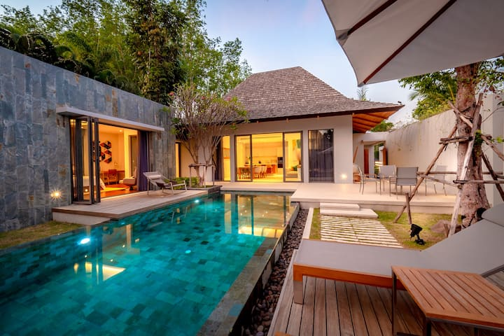 Award Winning Luxury 2 Bedroom Villa with Pool