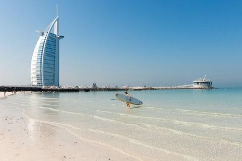 Jumeirah Luxury Hotel @ Low Rates Near the Beach