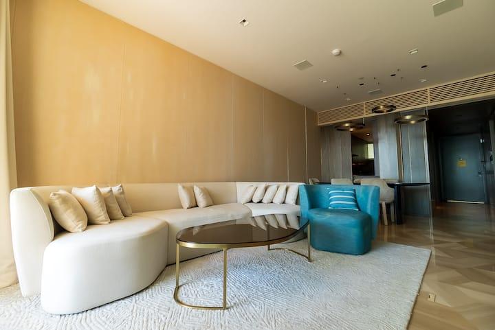 Breathtaking One Bedroom in FIVE Palm