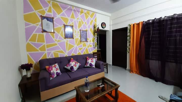 1 BHK near Shristi Design College Yelahanka