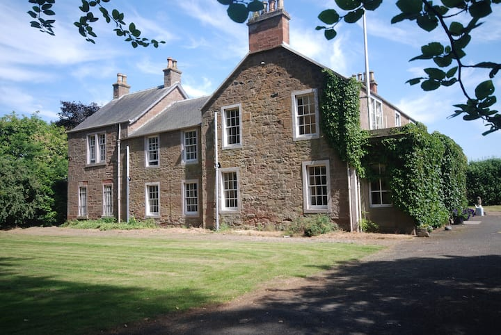 Large country house perfect for family or friends.