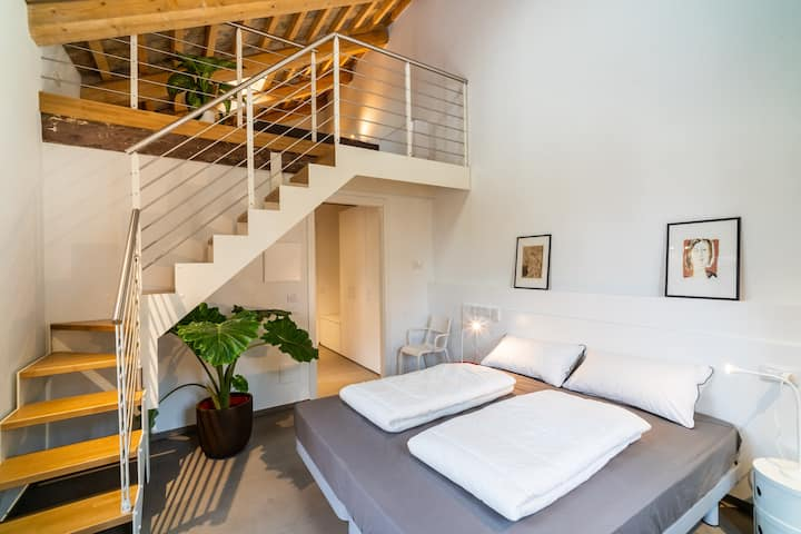 4 beds room at Navitas Coliving