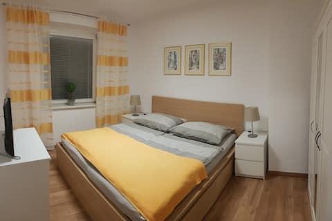Top Appartement für Business-Wohnen-Urlaub