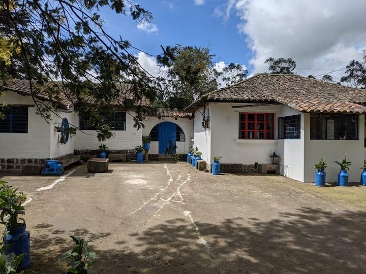 Hacienda Huasipungo, hermosa casa de campo!