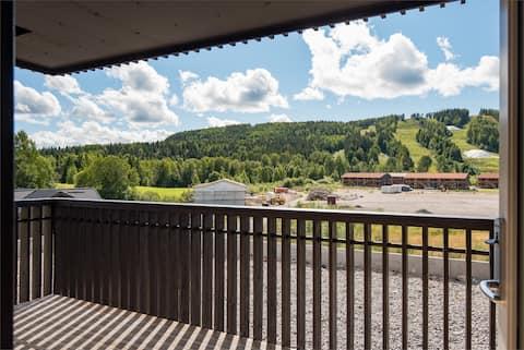 Nyproducerad lägenhet Kungsberget, Solbacken
