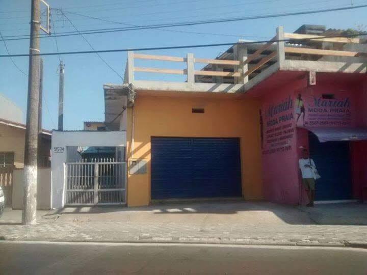 Casa para locação temporada em Mongaguá