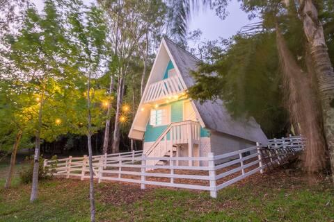 Cabana Bella Vista próximo a Passo Fundo
