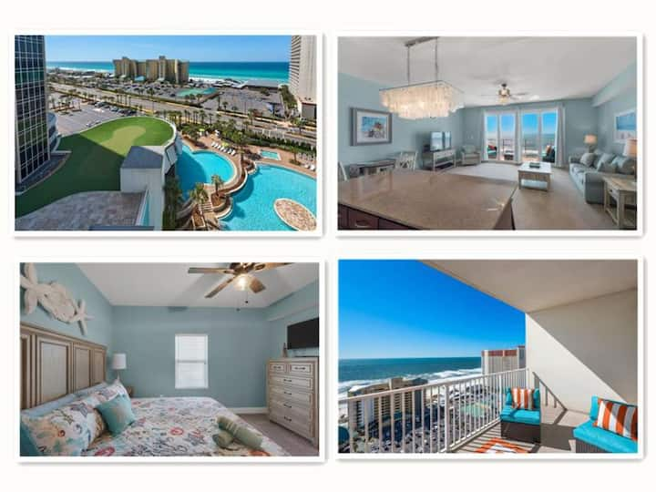 Laketown 1913! New 2BD/2BA Ocean View w/ 5 Pools!!