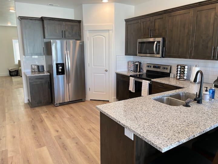 New, Cozy, Modern Home in Rexburg