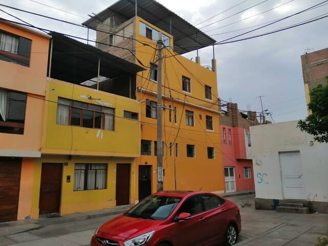 Habitación privada c/ baño independiente Chimbote