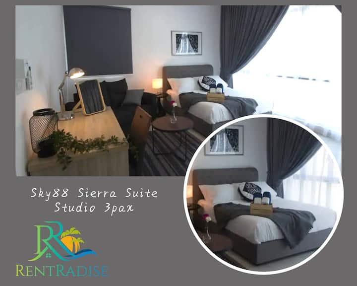 【Sierra Suite】〖Setia Sky88 Johor Bahru〗