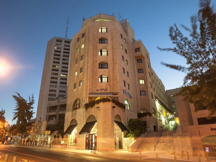 דירה במלון לב ירושלים