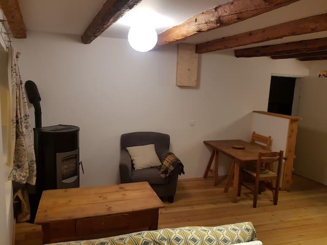 Appartement 45m2 proche Serre chevalier et Izoard