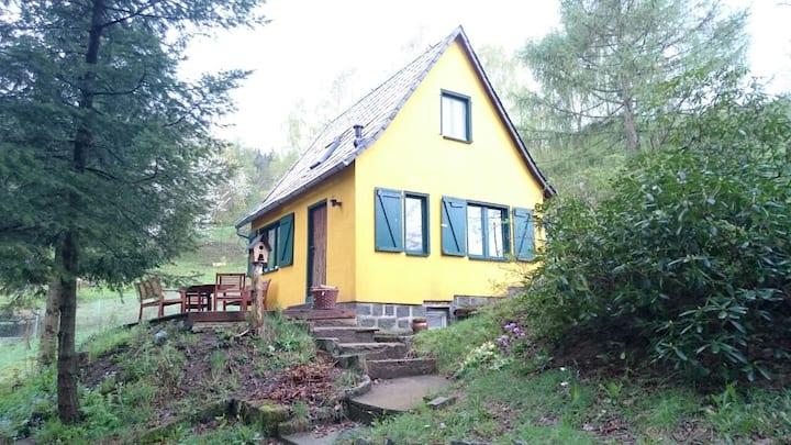 """Grenzwinkelhütte """"Elbsandsteingebirge"""""""