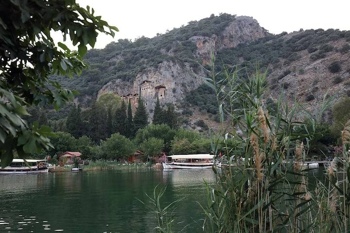 Dalyan Villa Utopia private pool&garden, 6 sleeps
