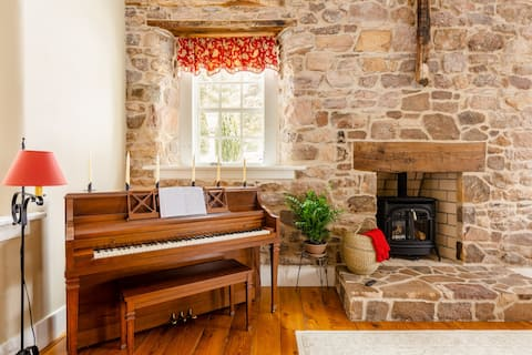 Quiet Country Church, sleeps 2-4, Lancaster Co, PA