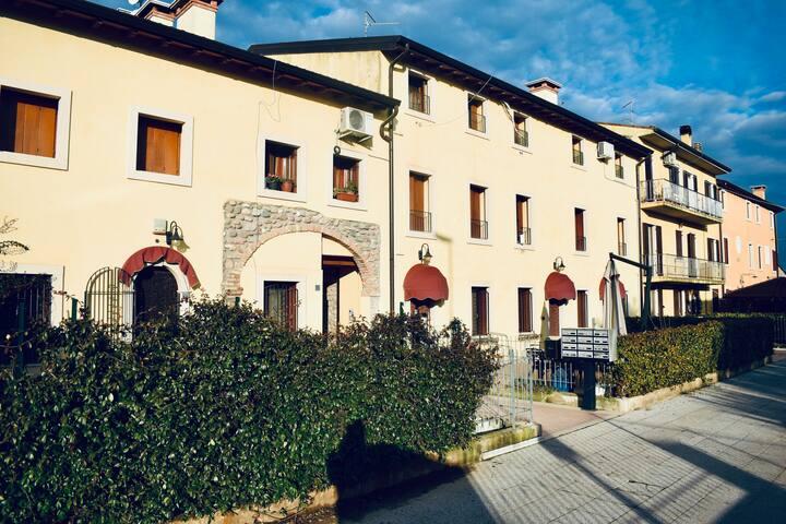 Casa Giulia a Valeggio sul Mincio