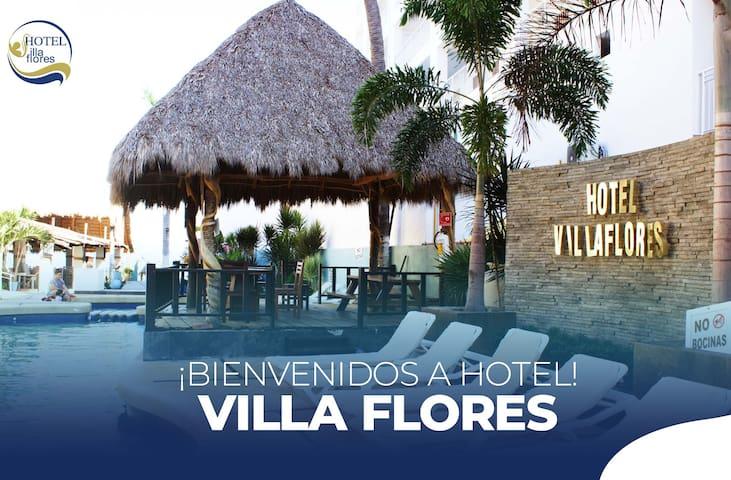 Habitacion Hotel para 2 - Hotel Villa Flores