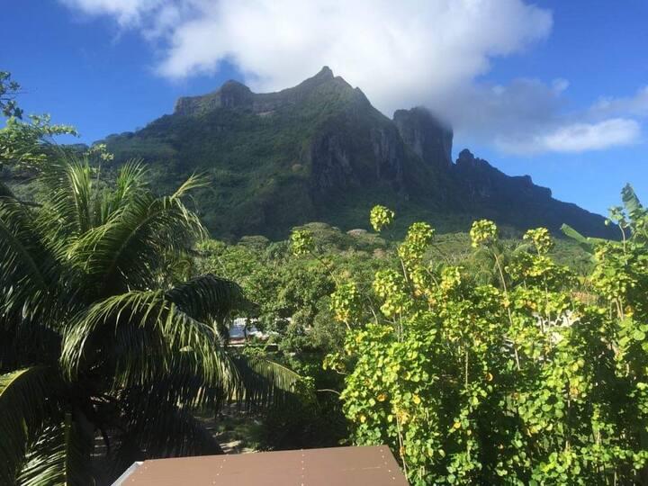 Le Otemanu view - Appartement Bora Bora