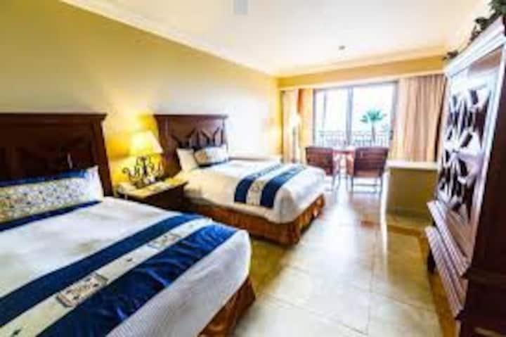 Cómoda Junior Suite en Pueblo Bonito Resort & Spa