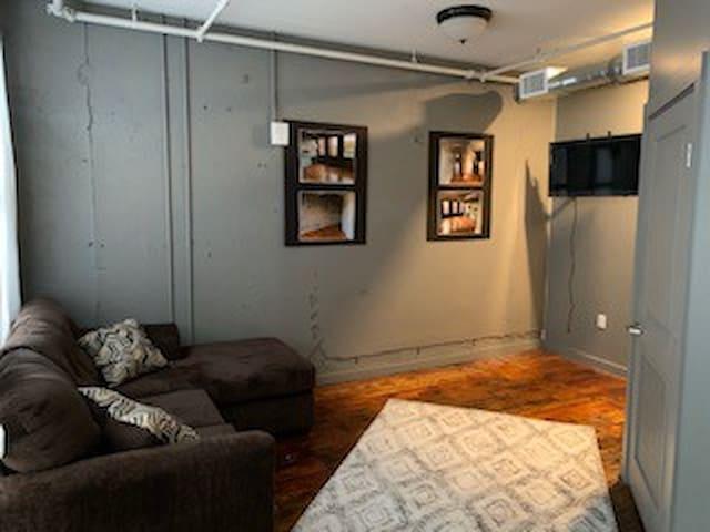 Armory Square apartment