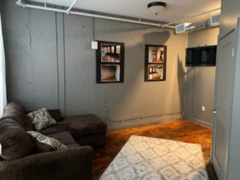 Armory Square apartment