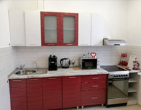 Чистая, уютная 1-к. квартира в Наукограде Кольцово