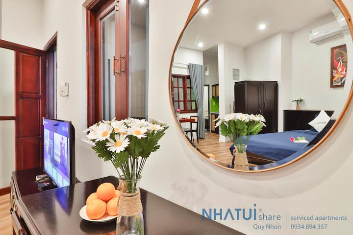 NTS Quy Nhon Serviced apartment type one bedroom