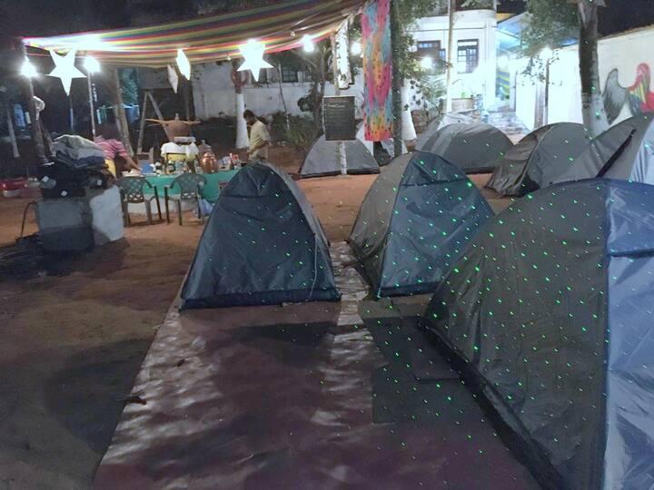 Maharaja's Tent City