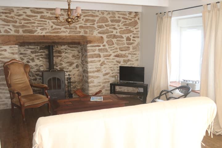 La petite maison de Bretagne