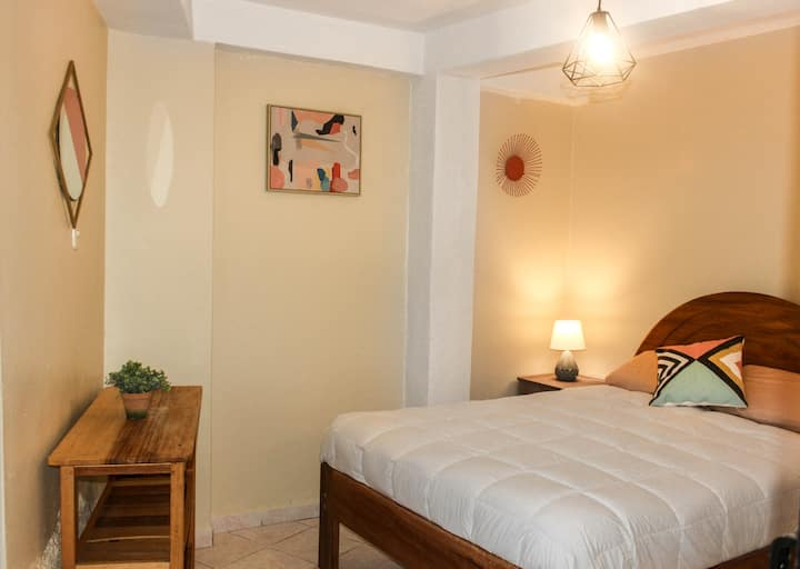 01 Room 02 Bathrooms 500mts  from Plaza de Armas
