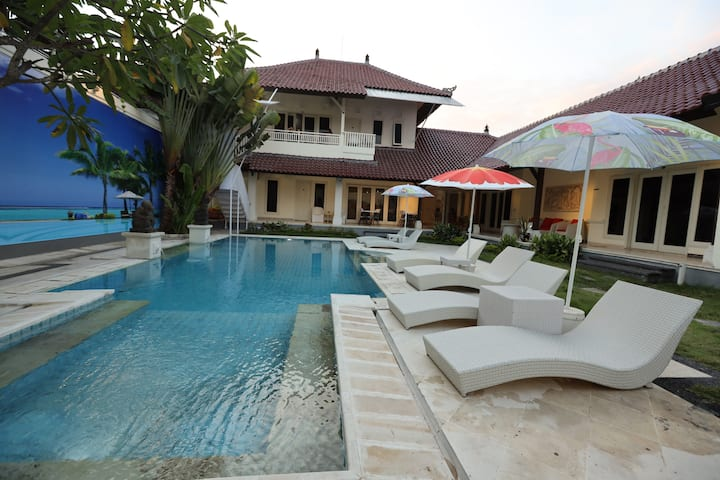 Deluxe #10 for Rent Vila Kimberly D17 @ Nusa Dua