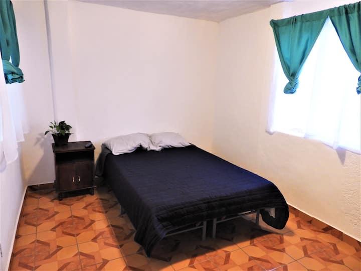 Cómoda habitación, todos los servicios.