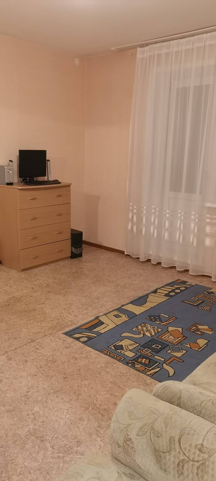 1 комн квартира Лазурный квартал Власихинская. 83